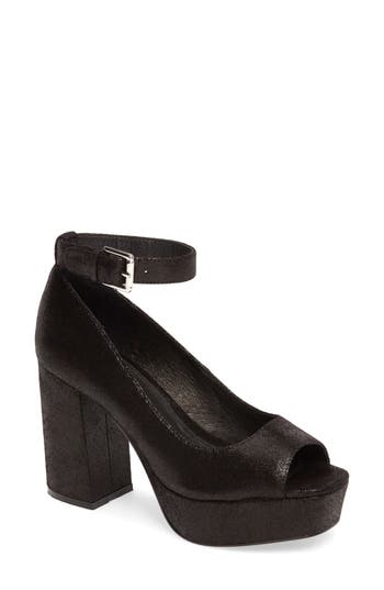 Shellys London Florida Pump Black