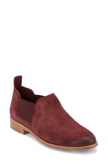 G.h. Bass & Co. Brooke Chelsea Bootie, Burgundy