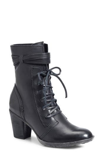 B?rn Cirque Lace-Up Bootie- Black