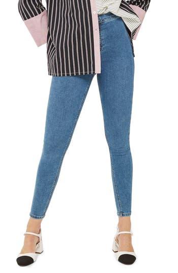 Women's Topshop Joni High Waist Skinny Jeans