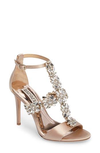Women's Badgley Mischka Munroe Embellished Sandal