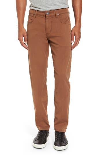 Hudson Jeans Blake Slim Fit Jeans, Brown