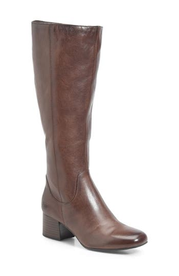 B?rn Avala Knee High Boot- Brown