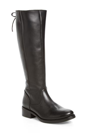 Steve Madden Lover Tall Boot, Black