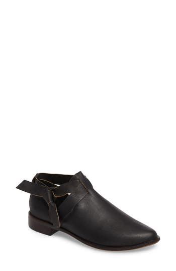 Kelsi Dagger Brooklyn Ashton Bootie- Black