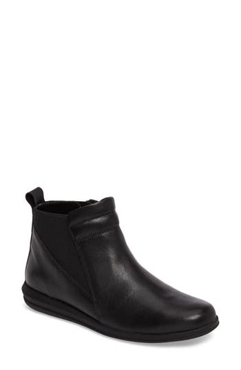 David Tate Cactus Bootie, Black