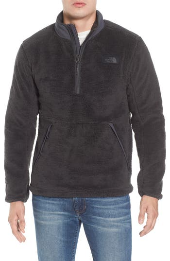 The North Face Campshire Pullover Fleece Jacket, Grey