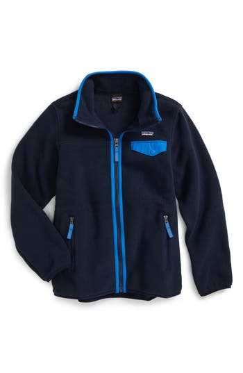 Girl's Patagonia Synchilla Snap-T Fleece Jacket