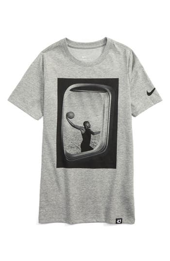 Boys Nike Dry Air Window Graphic TShirt