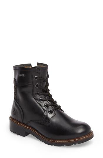 Fly London Silo Waterproof Gore-Tex Boot, Black