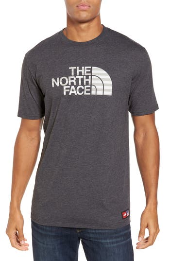 The North Face International Collection Crewneck T-Shirt, Grey