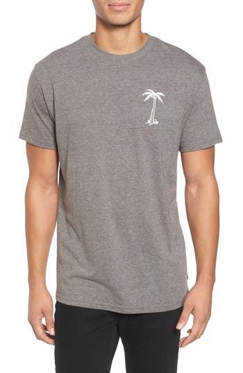 Billabong Bbtv Graphic T-Shirt, Grey