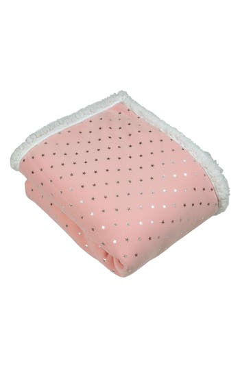 Lala + Bash Gruden Throw, Size One Size - Pink