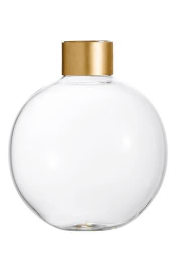 Kikki.k Small Glass Vase, Size One Size - Metallic