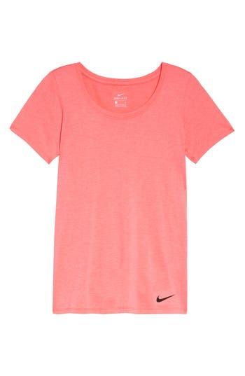 Nike Dry Training Tee, Pink