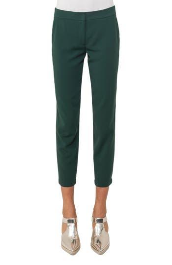 Akris Punto Florette Cargo Pants, Green