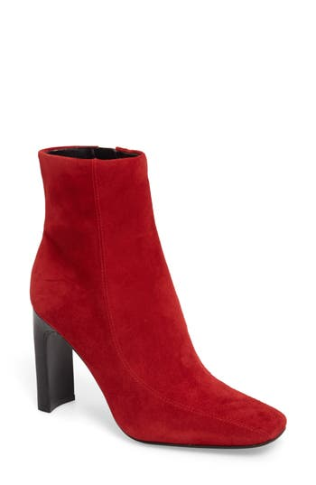 Marc Fisher Ltd. Darron Bootie, Red