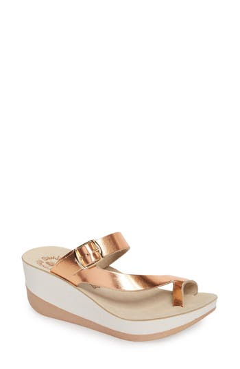 Fantasy Sandals Felisa Wedge Sandal