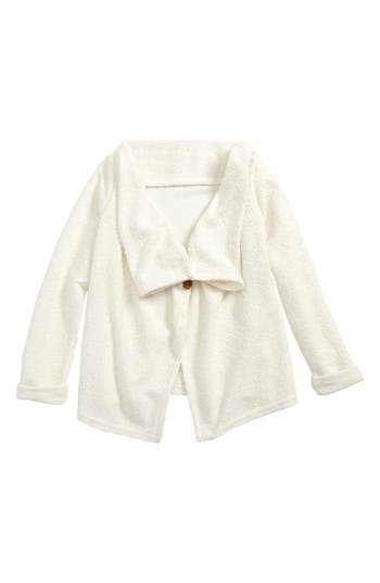 Girls ONeill Willow Drape Front Cardigan