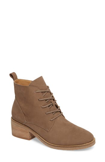 Lucky Brand Tamela Lace-Up Bootie
