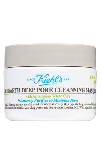 Kiehl's Since 1851 Rare Earth Deep Pore Cleansing Masque