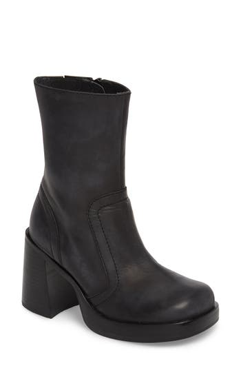 Jeffrey Campbell Keeley Boot- Black