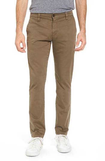 Mavi Jeans Johnny Twill Pants, Beige