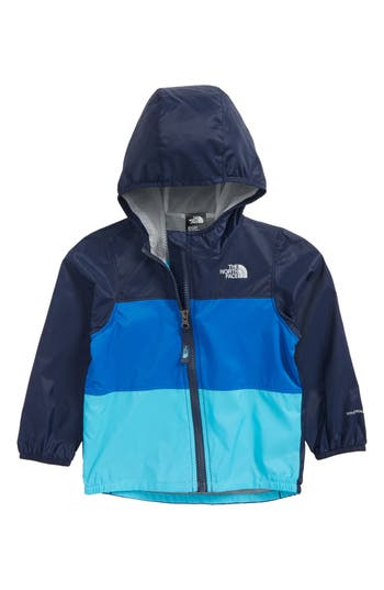 Infant Boys The North Face Flurry Hooded Windbreaker