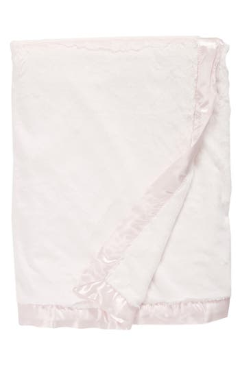 Giraffe At Home Luxe(TM) Throw, Size Standard - Pink