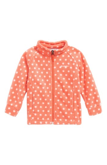 Infant Girls Columbia Benton Springs Ii Fleece Jacket