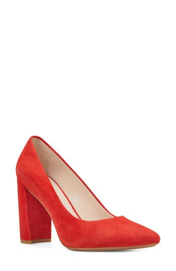 Nine West Astoria Pump, Red
