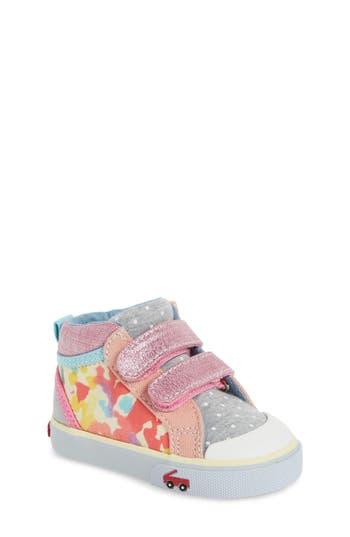Toddler Girls See Kai Run Kya Sneaker Size 9 M  Pink
