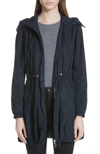 Moncler Topaze Water Resistant Hooded Jacket