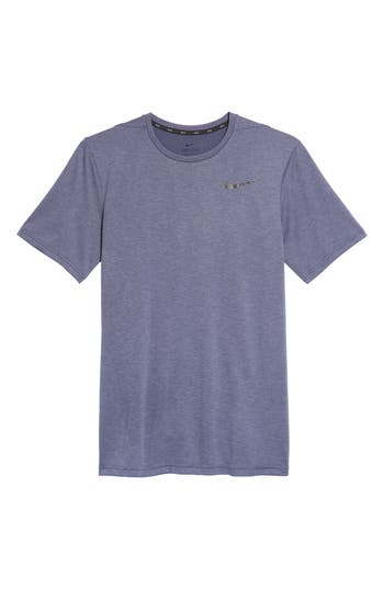 Nike Hyper Dry Training Tee, Grey