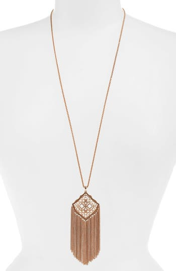 Kendra Scott Kingston Adjustable Pendant Necklace