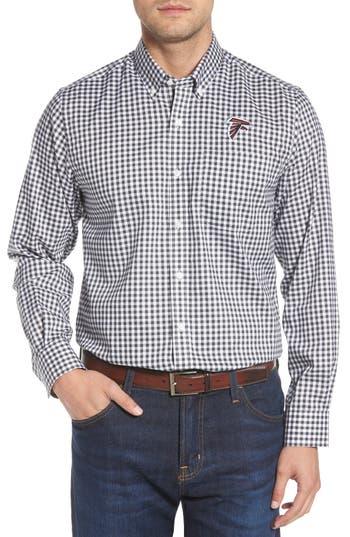 Cutter & Buck League Atlanta Falcons Regular Fit Sport Shirt