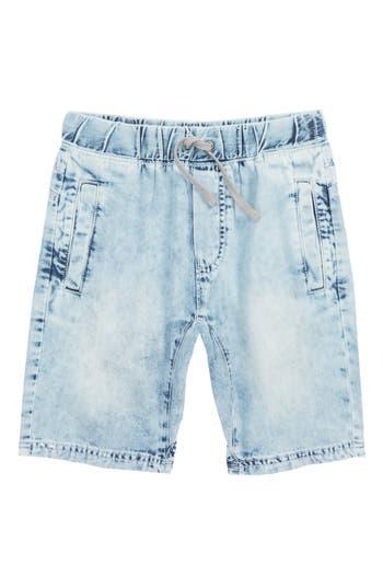 Boys Stem Denim Shorts