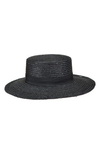 Peter Grimm Lupe Straw Resort Hat