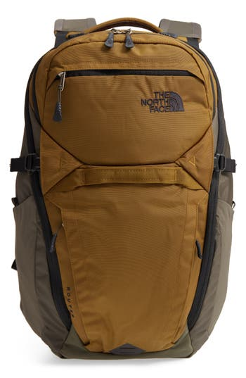 ROUTER BACKPACK - BROWN