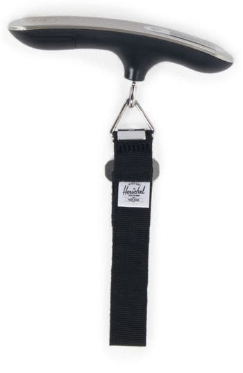 Herschel Supply Co. Luggage Scale, Size One Size - Black