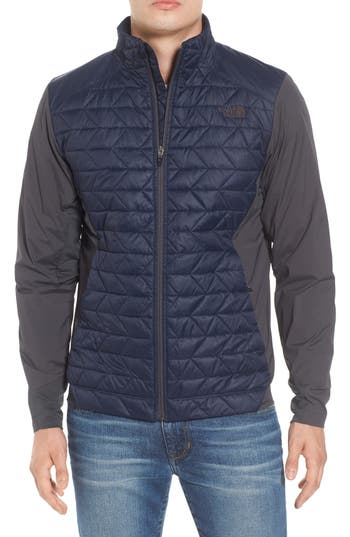 UPC 190851737160 product image for Men's The North Face Thermoball(TM) Active Quilted Jacket, Size XX-Large - Blue | upcitemdb.com