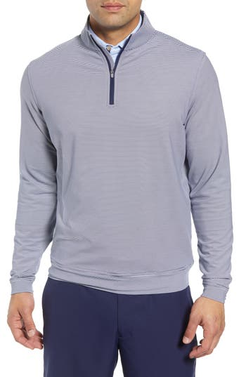 Peter Millar Perth Performance Quarter Zip Pullover