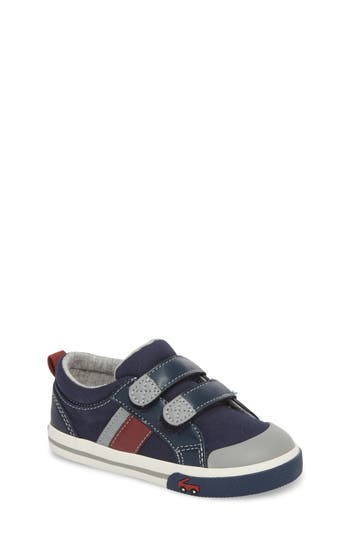 Boys See Kai Run Russell Sneaker Size 13 M  Blue
