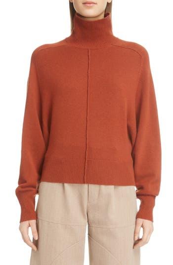 Chloé Exposed Seam Cashmere Sweater