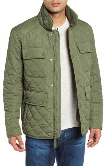 Marc New York Canal Quilted Barn Jacket