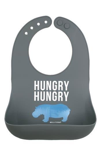 Infant Bella Tunno Hungry Hungry Hippo Wonder Bib