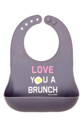 Infant Bella Tunno Love You A Brunch Wonder Bib