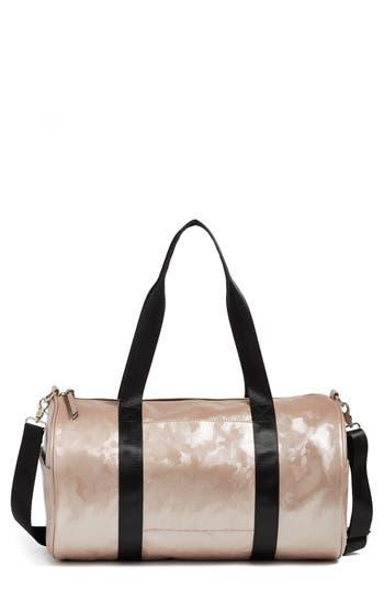 Violet Ray New York Camo Duffel Bag