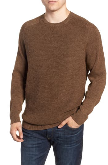 Nordstrom Men's Shop Crewneck Wool Blend Sweater