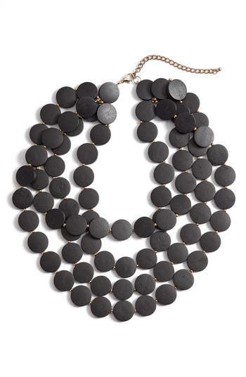 AREA STARS SOMERSET STATEMENT NECKLACE